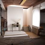 Création du décor pour shooting Art Home Naturel par Jeremy Penel ( Ombre et matière ).