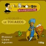 """Image définitive pour emballage """" La savonnerie Bourbonnaise"""" par Quentin Lacoste."""