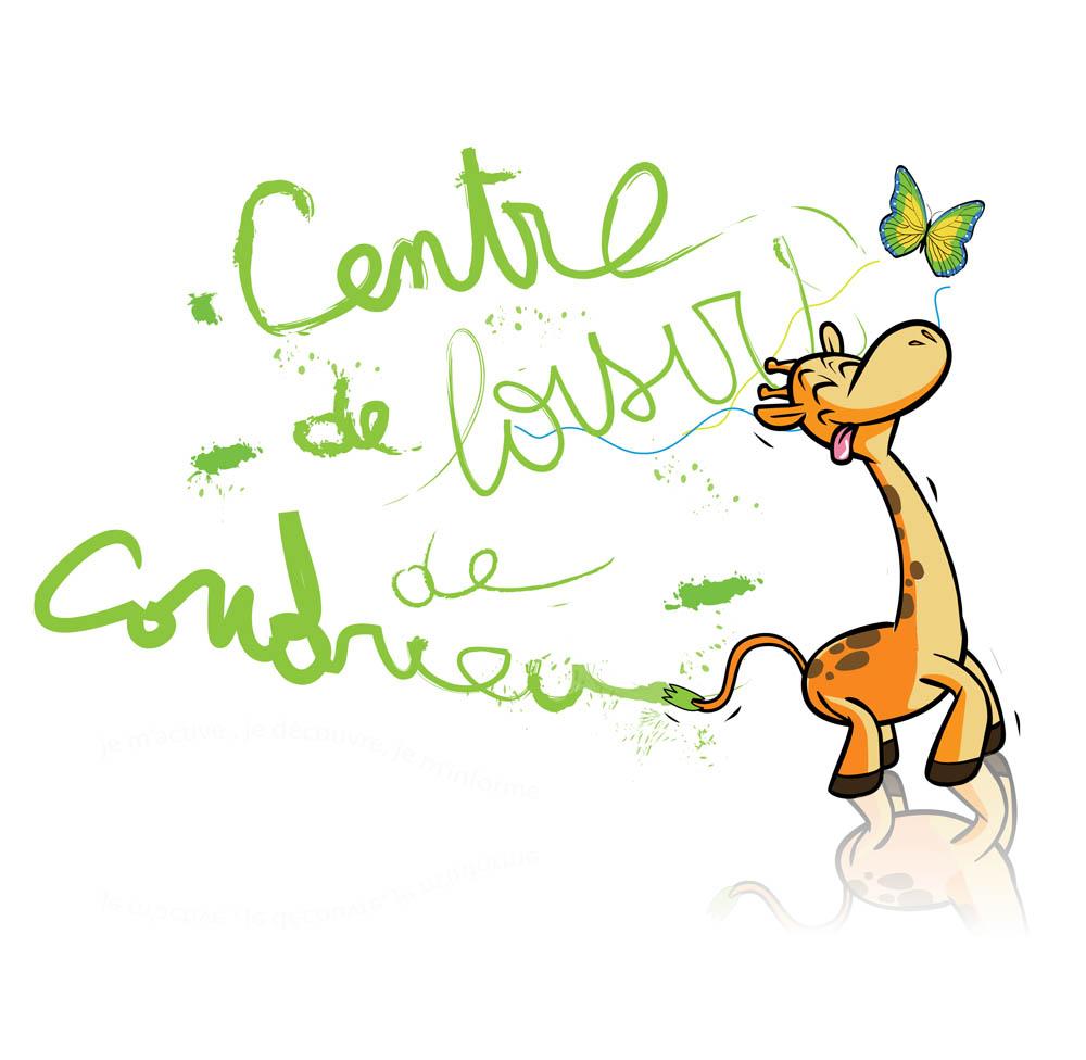 Projet Logo Centre de Loisirs de Condrieu