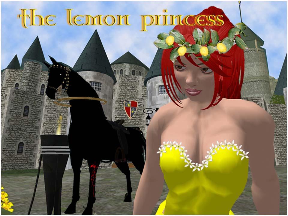 the lemon princess couverture