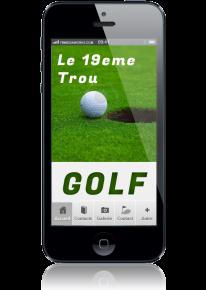 webapps Golf
