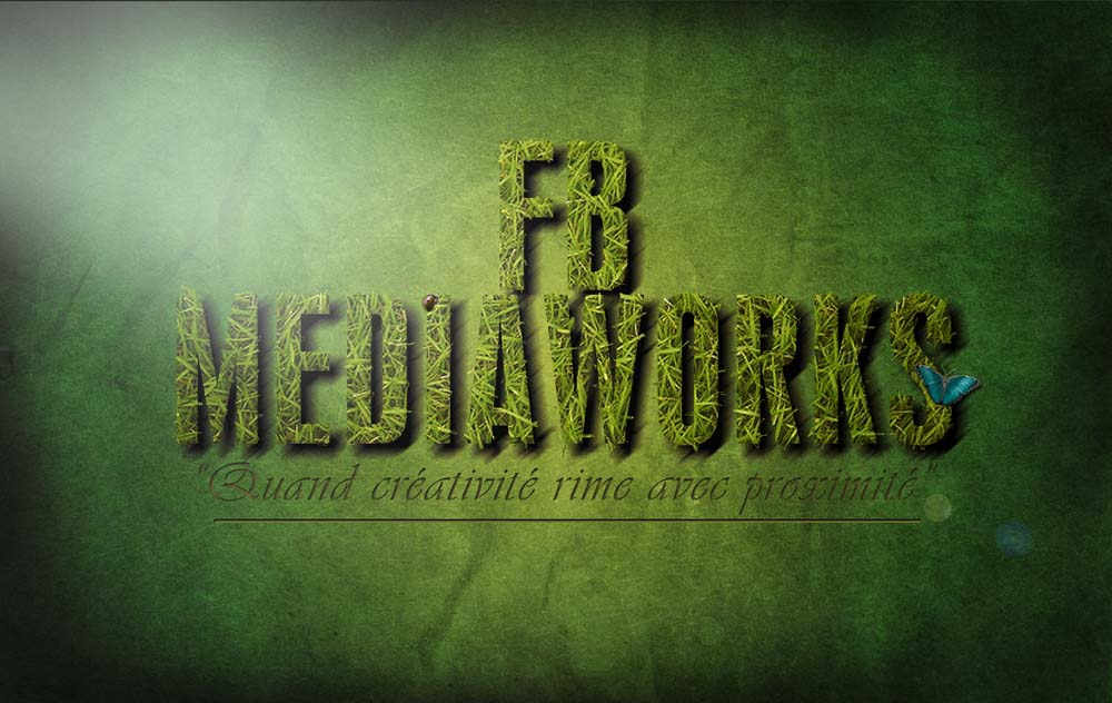 FBMediaworks Effet herbe