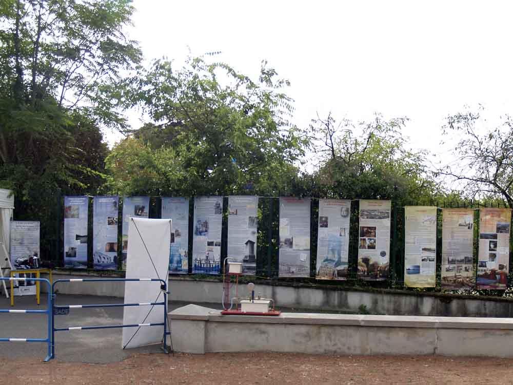 Exposition Eau à Lyon / FBMediaworks