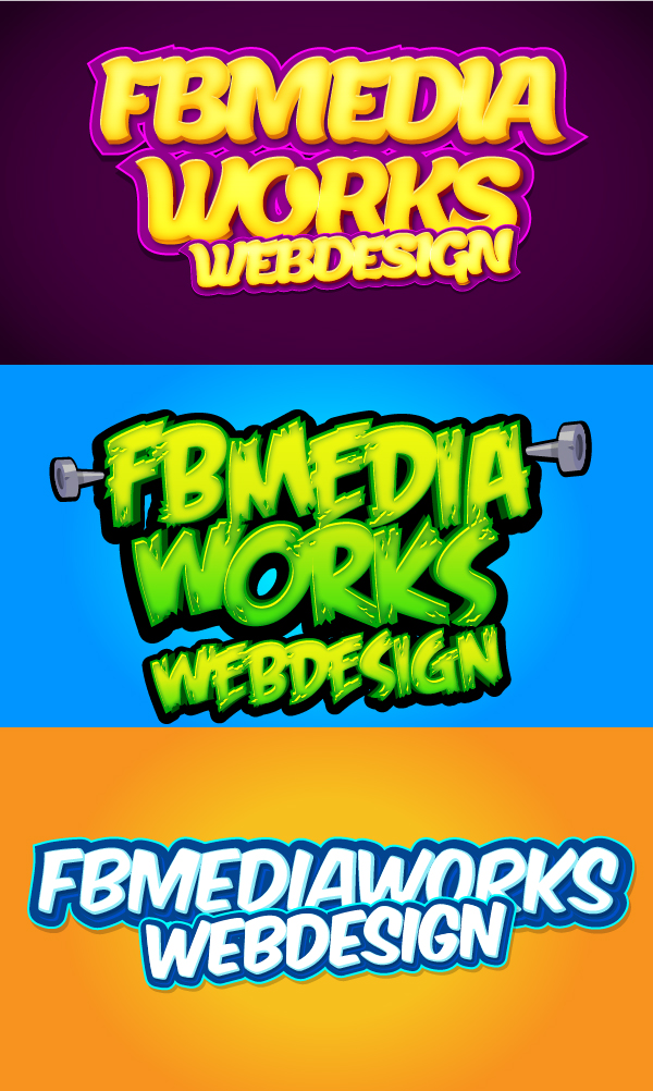 3 illustrations fbmediaworks
