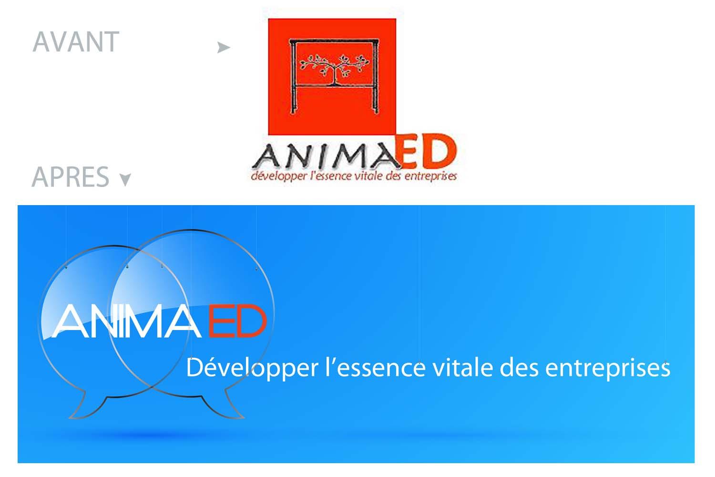 Animaed logo