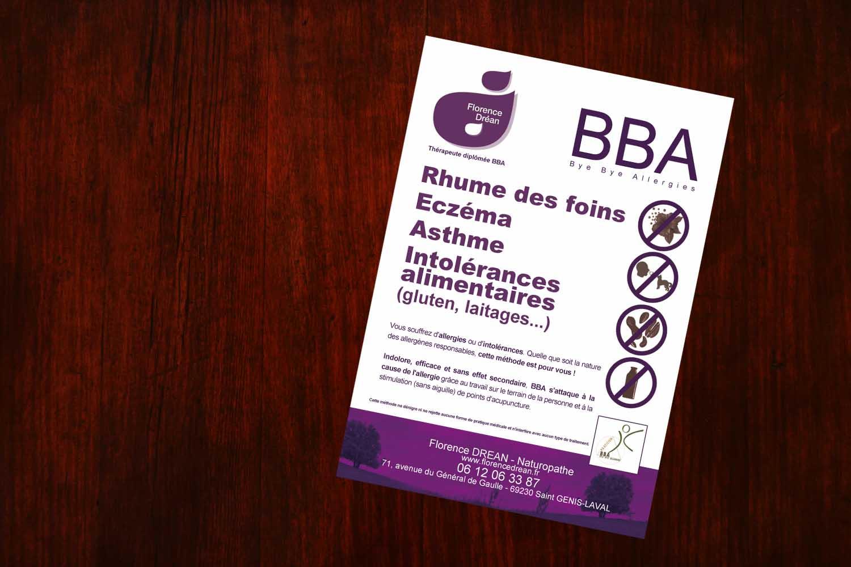 BBA flyer
