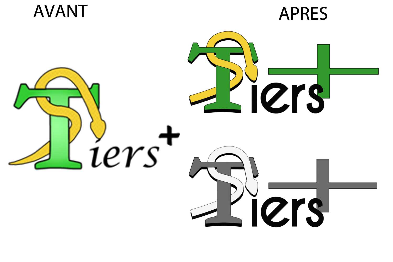 Logo Tiers plus